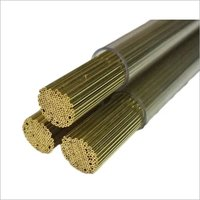 Brass Electrode Tube single hole