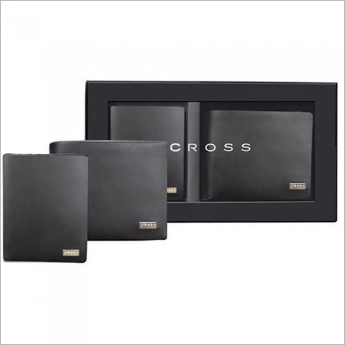 Insignia Coin Wallet + Folded Card Case Set