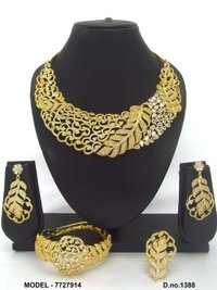 bridal necklace set -1388