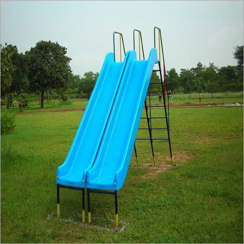 Double Kid FRP Slide