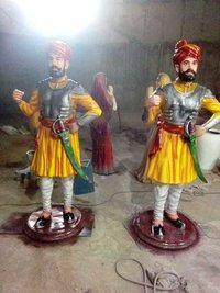 FRP Punjab Boy Statuei