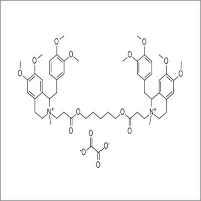 atracurium oxalate cas: 64228-78-0