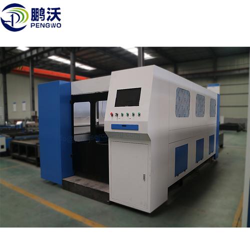 High Speed 2000w Fiber Laser Cutting Machine