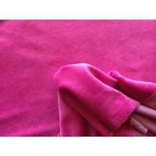 VELLOUR KNITTED FABRIC