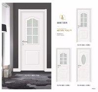 White primer moulded  panel doors