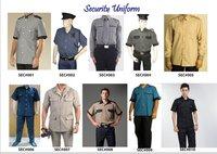 Security guard uniforms