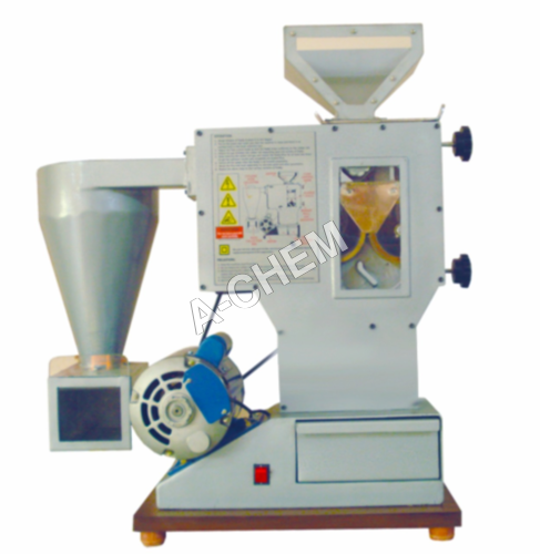 Lab Model Rice Sheller