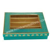 Motif Window 1/4 kg, 1/2 kg & 1 kg sweet box