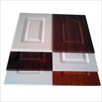 interior economic white moulded door