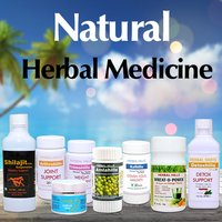 Ayurvedic Herbal Medicines - Tablets & Capsules