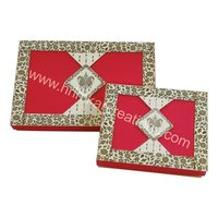 Jharokha covered 1/2 kg sweet packaging box