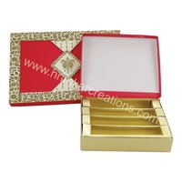 Jharokha covered 1/2 kg and 1 kg sweet packaging box