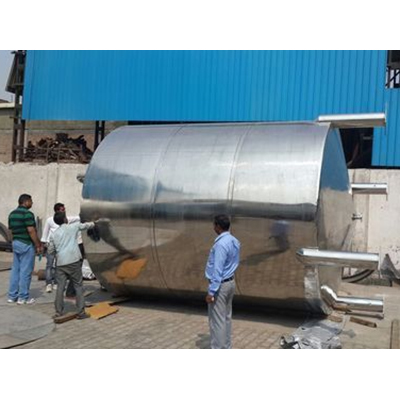 Bottling Plant Tanks