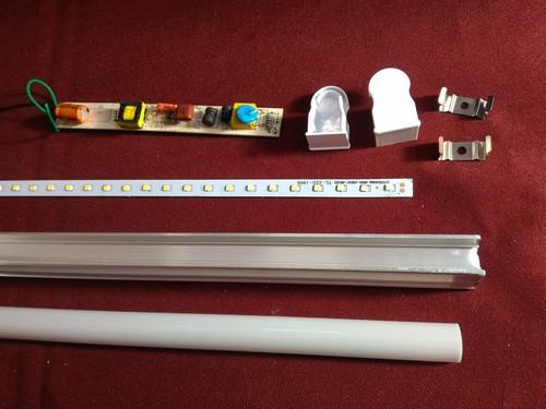 LED TUBELIGHT RAW MATERIAL