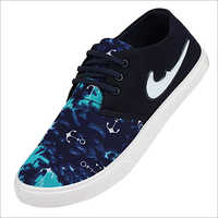 Mens Printed Sneakers Shoes