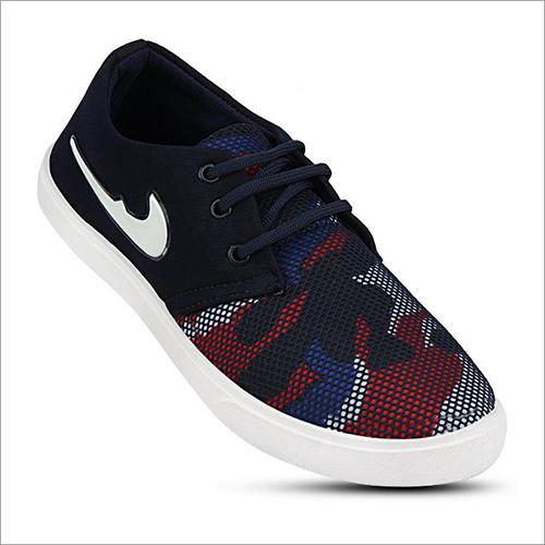 Mens Printed Sneakers Shoes