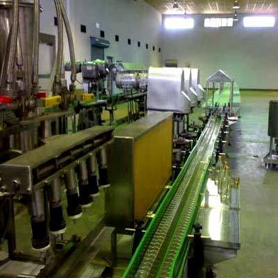 Liquor Bottling Line Machine