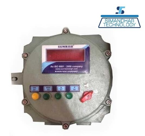 Flame Proof Scale 500 X 500 100 Kg