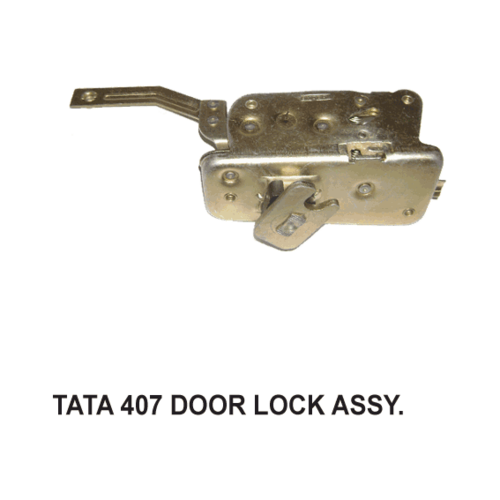 TATA 407 DOOR LOCK ASSY