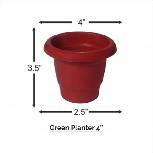 Customized Plastic Planter
