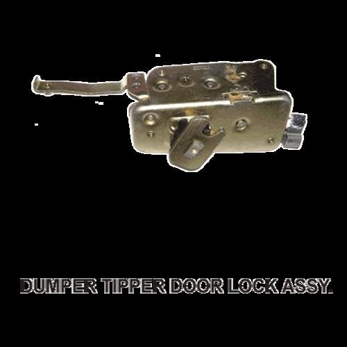 DUMPER/TIPPER DOOR LOCK ASSEMBLY