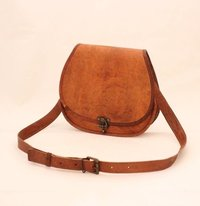 leather ladies bag