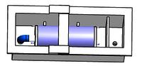 Circular cell unit