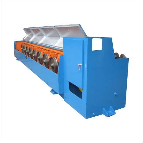 Aluminium & Copper Wire Drawing Machine