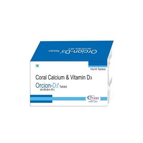 Orcion-D3 Tablets
