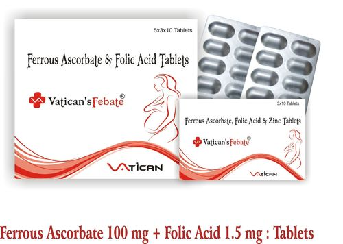 VATICANS FEBATE TABLET