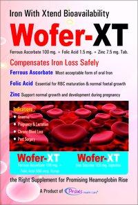 Wofer-Xt Ampules