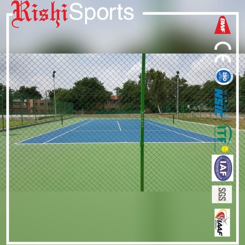 Outdoor Sports Tennis Court
