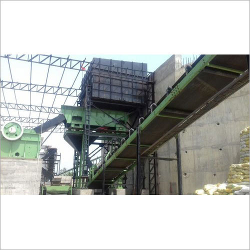 Construction Stone Crusher Plant