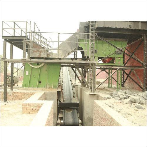 Automatic Stone Crusher Plant