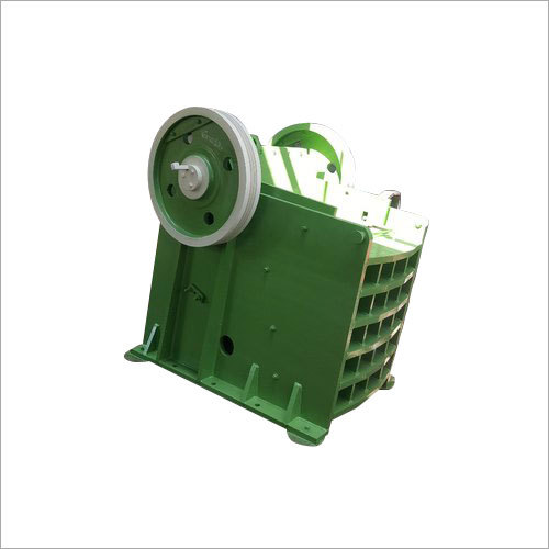 Single Jaw Crusher