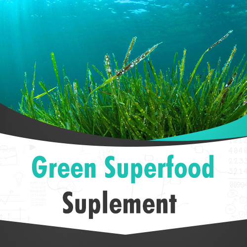 Herbal Spirulina Superfood Powder & Tablets