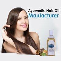 Ayurvedic Herbal Hair Oil - Hair Growth Oil