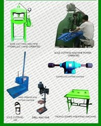 Chappal Cutting Press