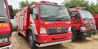Fire Truck On Hire Basis