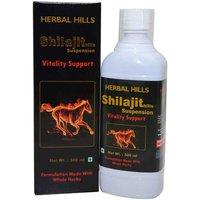 Ayurvedic Shilajit Capsule - Herbal Syrup for Strength and Stamina
