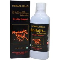 Herbal Shilajit Syrup for Strength and Stamina