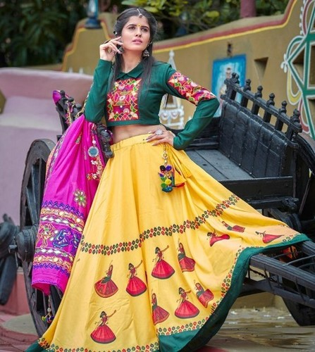 Designer Party Wear New Navratri Chaniya Choli Collection