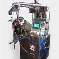 Conventional Coater With Interchangeable Blender Machine