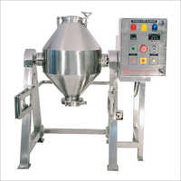 Double Cone Blender Machine