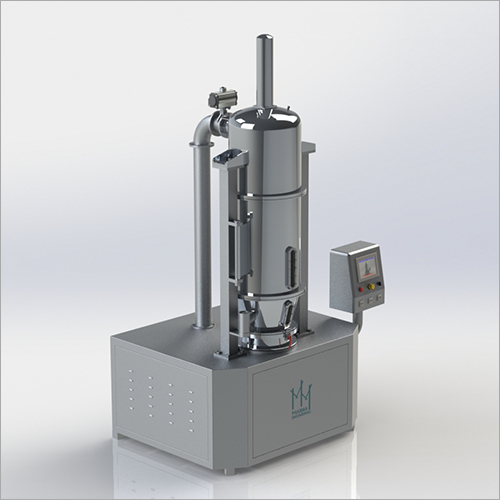 R And D Fluid Bed Dryer Machine