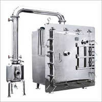 Pharmaceutical Vacuum Tray Dryers