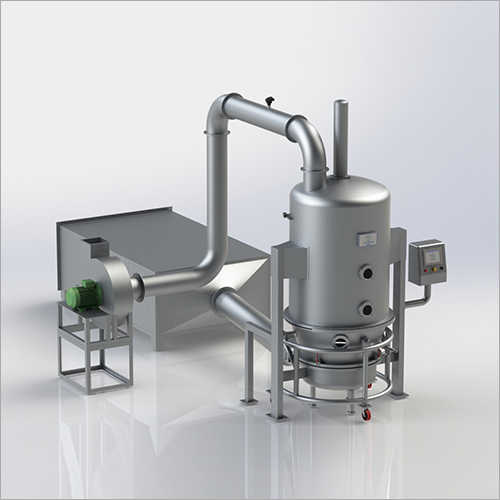 Dryer Fluidized Bed Dryer Machine
