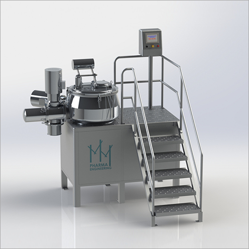 Pharmaceutical Mixer Granulator Machine
