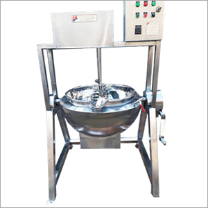 Pharmaceutical Paste Preparation Vessel Machine