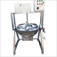 Automatic Pharmaceutical Paste Preparation Vessel Machine